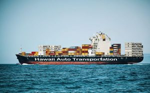 auto shipping to or from Hawaii