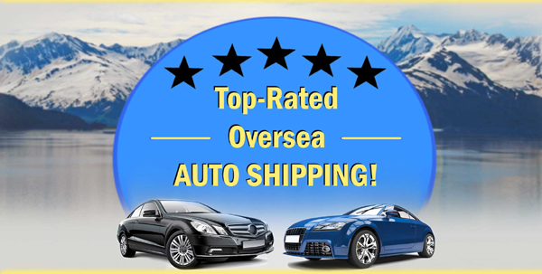 Top-Rated Oversea Auto Shipping
