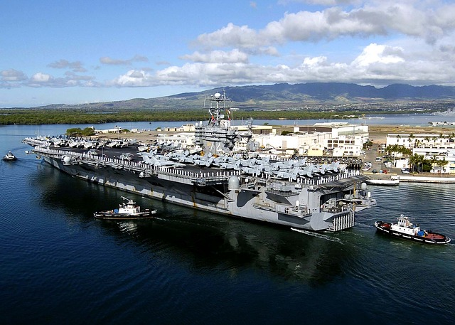 Pearl Harbor Shooting Leaves 2 Dead