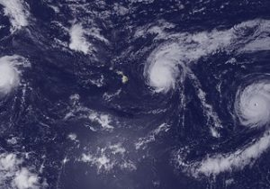 Hurricanes and COVID-19: Hawaii Prepares