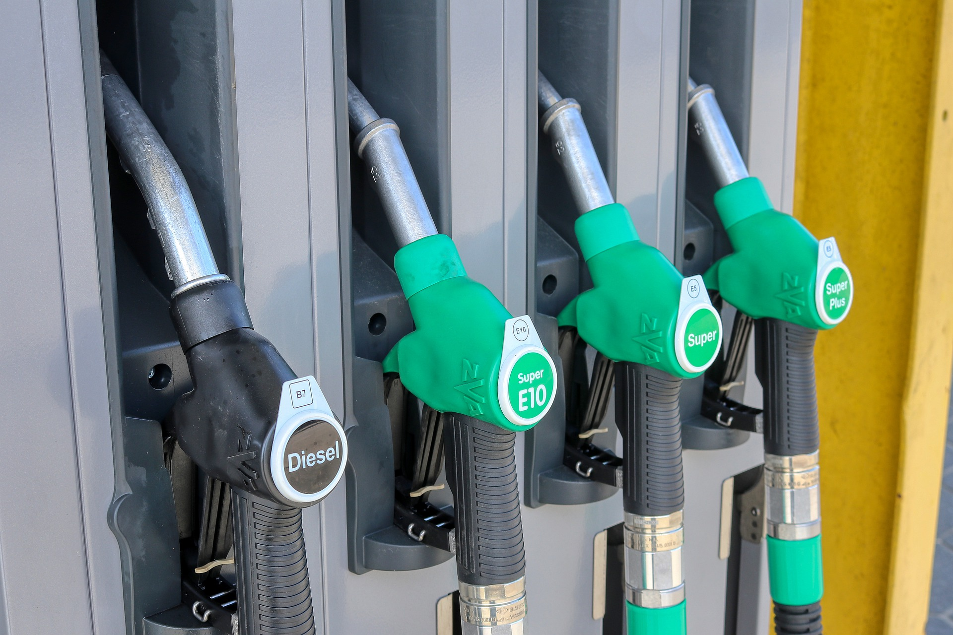 Diesel Prices Jump to Pre-Pandemic Prices! Pump the Brakes On The Gas