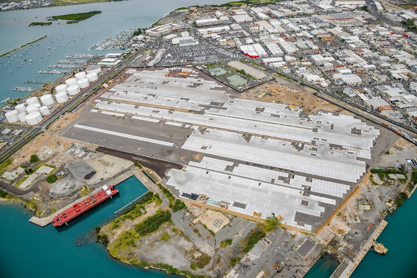 Container Terminal Makeover to Benefit The Aloha State's Cargo Industry